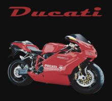 Ducati 999 Kids Clothes
