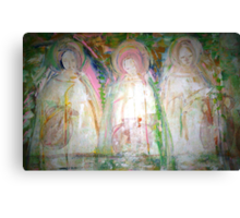 """""""women at the well"""" Canvas Print"""