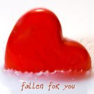 Fallen for You - Card by BlueShift