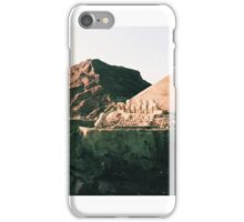 if the sun treats you right iPhone Case/Skin