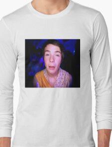 Chris in wonderland Long Sleeve T-Shirt