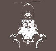 Killbot 03 - Bitter Pill (battle damaged edition) Unisex T-Shirt