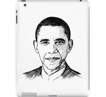 Barack Obama  iPad Case/Skin