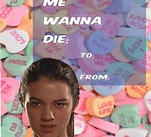 You Make Me Wanna Die by thescudders