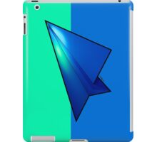 Paper Airplane 32 iPad Case/Skin