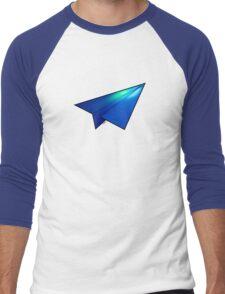 Paper Airplane 32 Men's Baseball ¾ T-Shirt