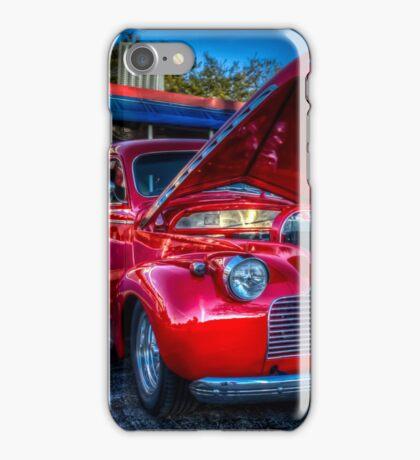 HDR Hotrod iPhone Case/Skin
