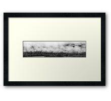 Cades Cove Morning II Framed Print
