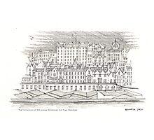 The Edinburgh Old Town 485 Photographic Print