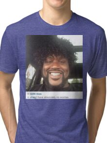 No Worries Tri-blend T-Shirt