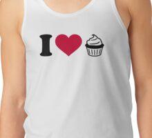 I love Cupcakes Tank Top