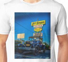 Biff Burger Car Show Unisex T-Shirt