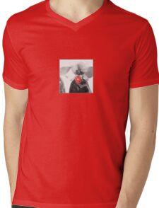 Fairy Peg Mens V-Neck T-Shirt