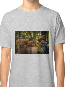 Music in HDR Classic T-Shirt