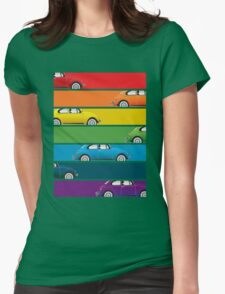 Bug Spectrum Womens Fitted T-Shirt