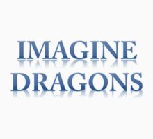 IMAGINE DRAGONS by positiver