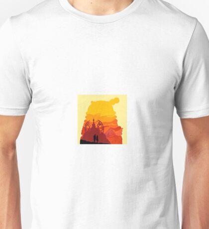 Dalek Time War Doctor Who Design Unisex T-Shirt
