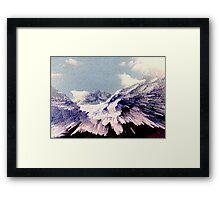 Avalanche! Framed Print