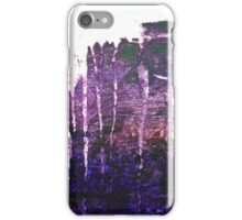 Face The Fall iPhone Case/Skin