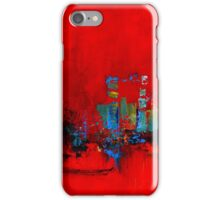 Red Inspiration iPhone Case/Skin
