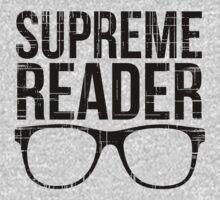 Supreme Reader T-Shirt