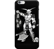 Goatlord Hero iPhone Case/Skin