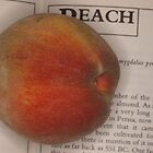 Peach by Tom McDonnell
