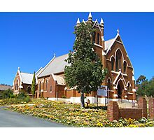 Saint Joseph's Catholic Church, Grenfell, NSW Photographic Print