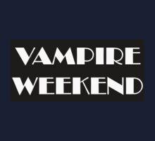 VAMPIRE WEEKEND Kids Tee