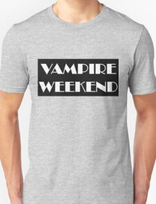 VAMPIRE WEEKEND T-Shirt