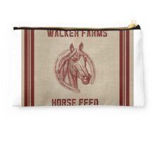 Walker Farms Horse Feed Vintage Sack Studio Pouch