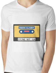 Childish Gambino Stone Mt. Cassette  Mens V-Neck T-Shirt