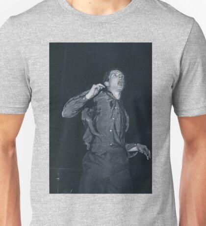 Ian Curtis Unisex T-Shirt