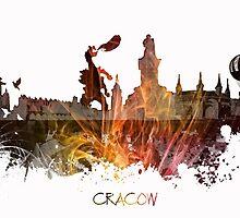 Cracow Poland by JBJart