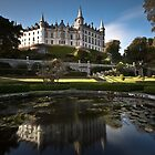 Dunrobin Castle by Roddy Atkinson