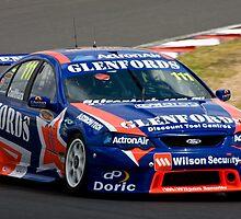 Fabian Coulthard by John Buxton