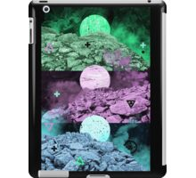 Somewhere not here III iPad Case/Skin