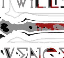 Infinity Blade Sticker