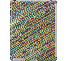 Magnesium iPad Case/Skin