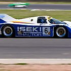 Porsche at Eastern Creek by John Buxton
