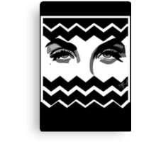 """""""I'm Audrey Horne and I get what I want."""" Canvas Print"""
