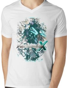 Xenoblade Chronicles X Mens V-Neck T-Shirt