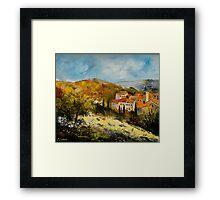 Provence 671008 Framed Print