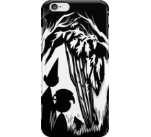 Over the Garden Wall (inversed) iPhone Case/Skin