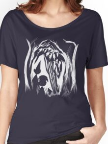 Over the Garden Wall (inversed) Women's Relaxed Fit T-Shirt