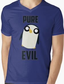 Evil is cute Mens V-Neck T-Shirt