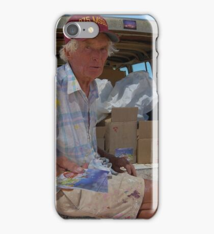 leonard knight and magnets iPhone Case/Skin