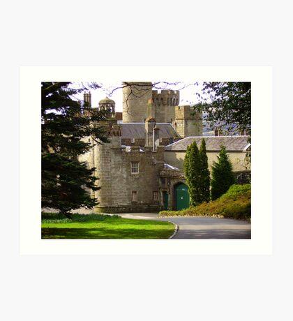 Balloch Castle Art Print