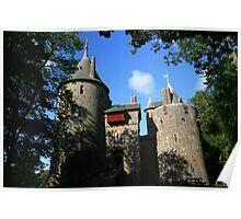 Castell Coch Poster