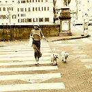 dogs by liberoliber